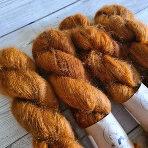 Fox Tales - select your yarn base