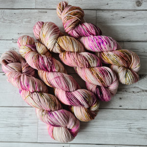 Pickled Slaw (OOAK) - Audrey - Classic Sock
