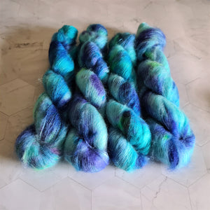Aquarius - Pattie - Kidsilk Mohair
