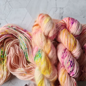 SALE - Summer Breeze - Pattie - Kidsilk Mohair