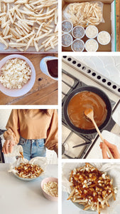 Family Size Poutine DIY Kit