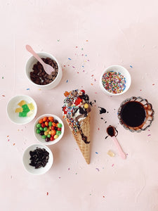 Ice Cream Sundae DIY Kit