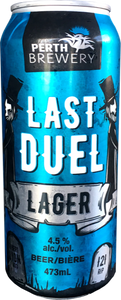 Last Duel Lager (12 pack)