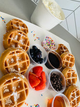 Load image into Gallery viewer, Ice Cream For Breakfast - Waffle Kit - Pick Up Satudays