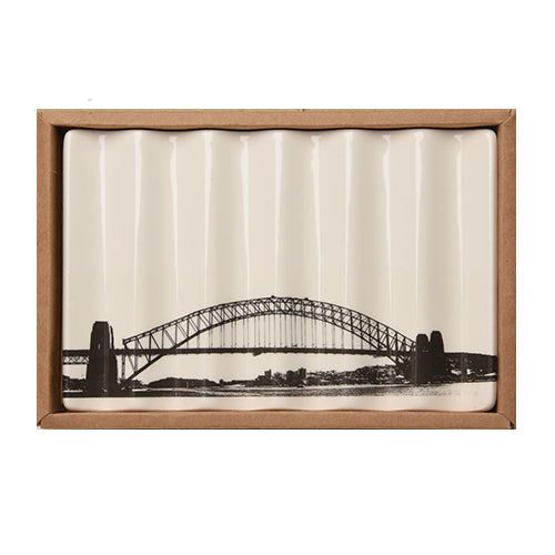 Soap Dish with Sydney Harbour Bridge