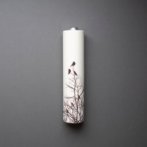 Fig Bird Wall Vase