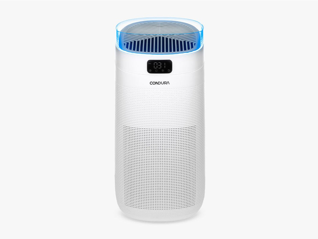 white condura air purifier 400 cadr