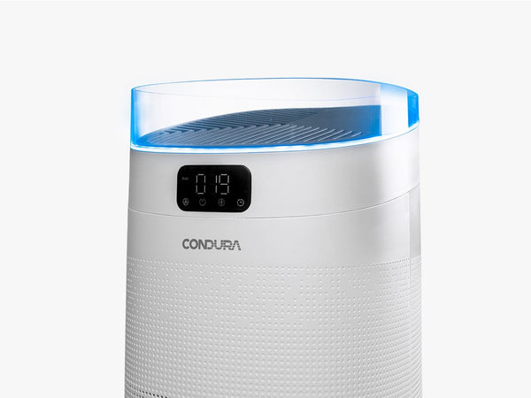 condura air purifier with 6 stage purification system philippines
