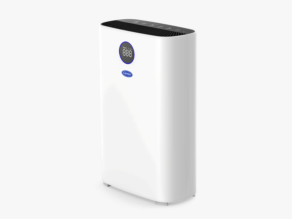 carrier standing UV air purifier white for sale in the philippines