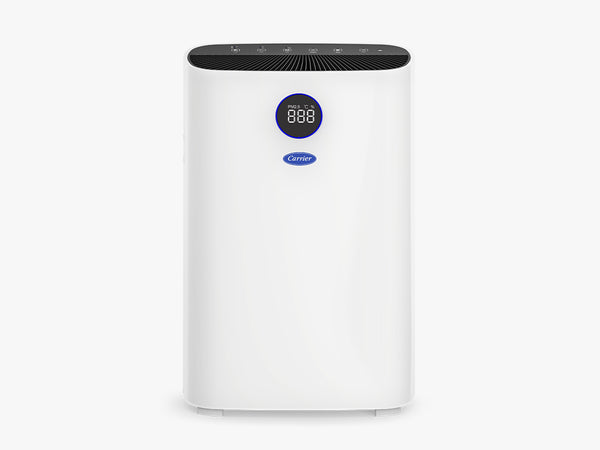 air purifier with high grade filtration system and UV light technology