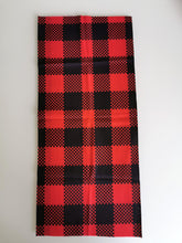 Load image into Gallery viewer, Black N Red - Snood