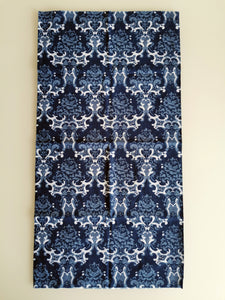 Paisley Blue - Snood