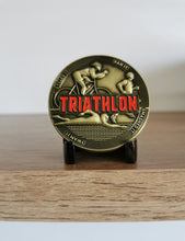 Load image into Gallery viewer, Triathlon - Achiever Coin