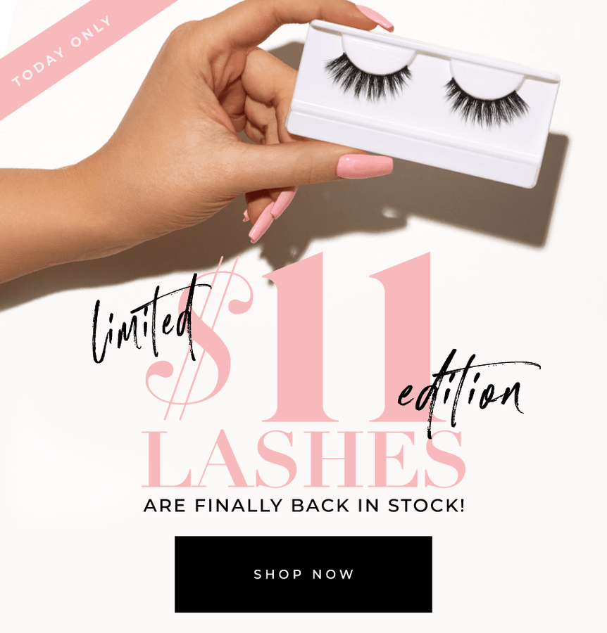 Luxury Lashes by Lilly Ghalichi | Lilly Lashes