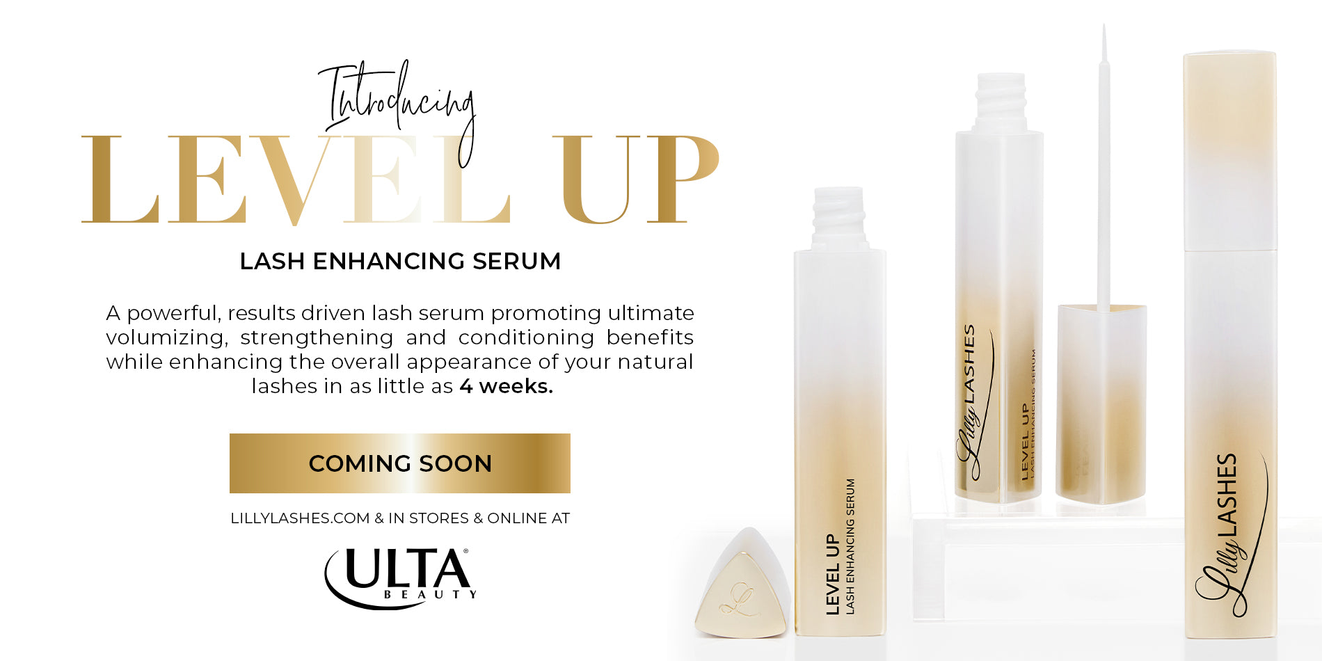 Level Up Serum Coming Soon