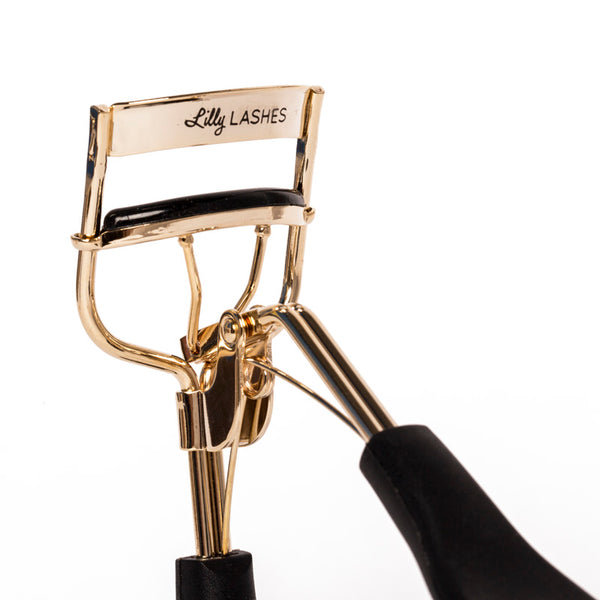 Eyelash Curler Glam Gold