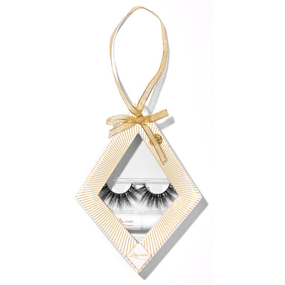 Like a Diamond Miami Eyelash and Adhesive Ornament