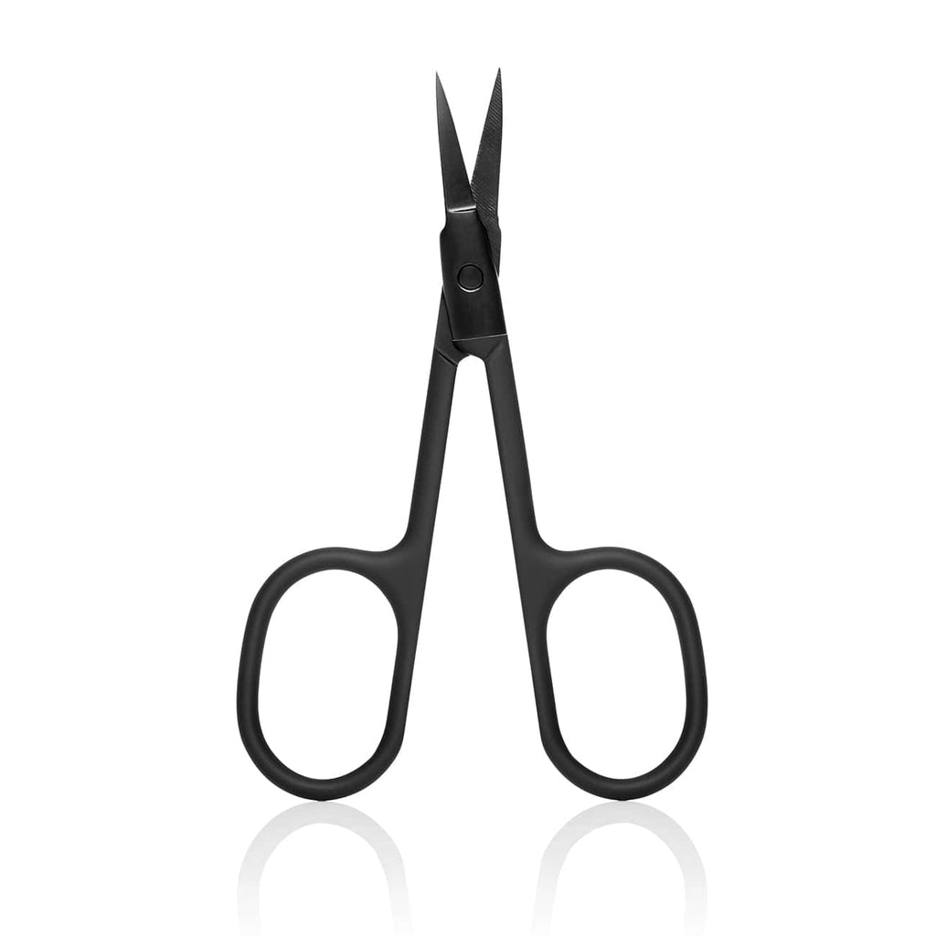 Lash Scissors Black Matte