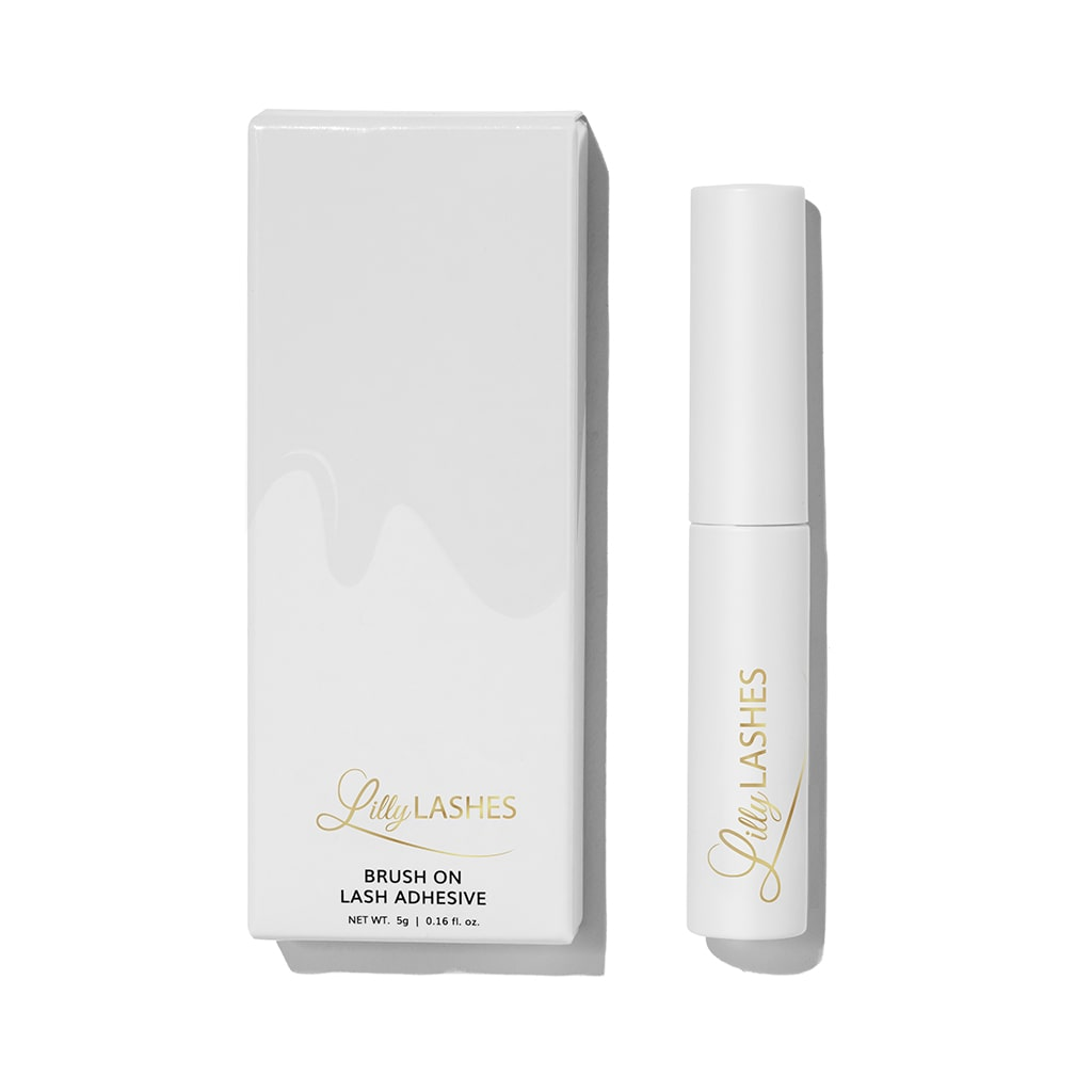 Clear Brush-On Lash Adhesive