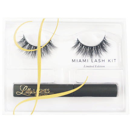 Miami Lash and Glue Kit