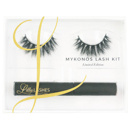 Mykonos Lash and Glue Kit