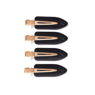 No Crease Hair Clips (4 pack)