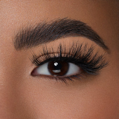 Miami in 3D Faux Mink Almond Eye