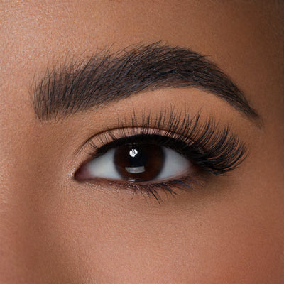Luxury Synthetic Rouge Lash shown on an almond eyeshape
