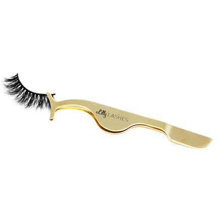 FABU-Lash Eyelash Applicator Glam Gold