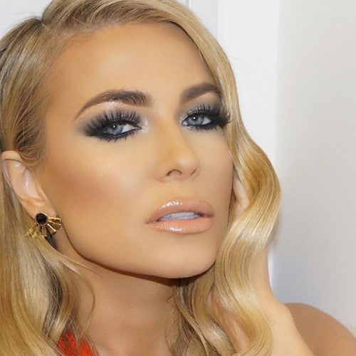 Carmen Electra in Kuwait City Lilly Lashes