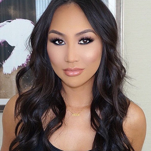 Dorothy Wang in Doha Lilly Lashes