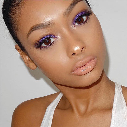 Jayde Pierce in Doha Lilly Lashes