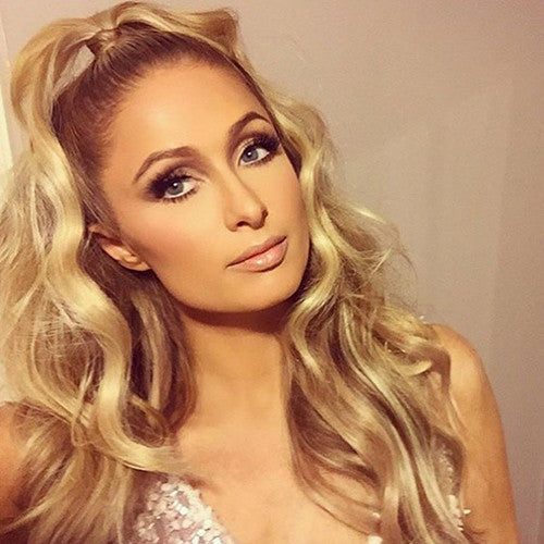 Paris Hilton in Lilly Lashes