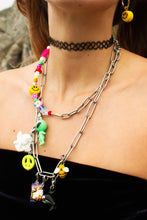 Load image into Gallery viewer, The LILOU Necklace - Blackcurrantpop