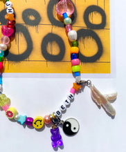Load image into Gallery viewer, The LOLITA happy rainbow necklace - Blackcurrantpop