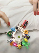 Load image into Gallery viewer, The ROXY Charm Bracelet - Blackcurrantpop