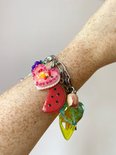 Load image into Gallery viewer, The SCARLETT Bracelet - Blackcurrantpop