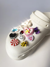 Load image into Gallery viewer, The MILEY Shoe Charms - Blackcurrant Pop