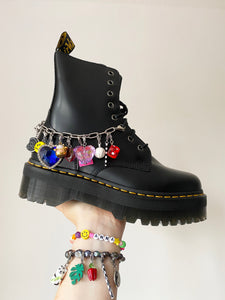 The NELLY Shoe Chain - Blackcurrant Pop