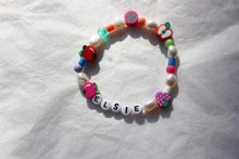 Load image into Gallery viewer, The ELSIE bracelet - Blackcurrantpop