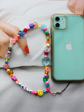 Load image into Gallery viewer, The RACHEL Phone beads - Blackcurrantpop