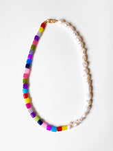 Load image into Gallery viewer, The SUKI Necklace - Blackcurrant Pop