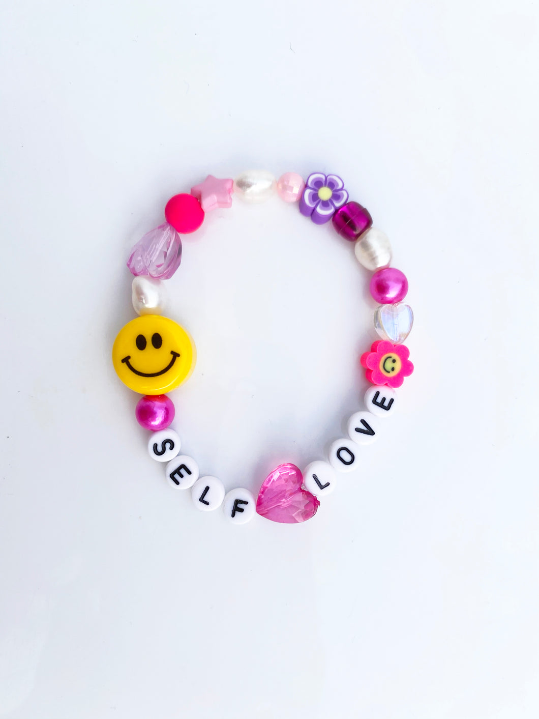 The VENUS self love bracelet - Blackcurrant Pop