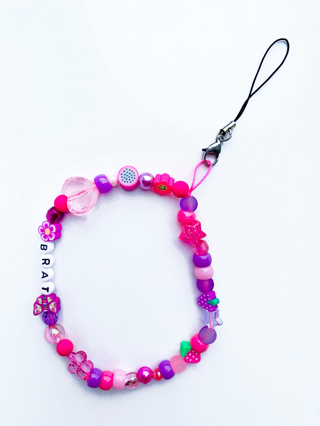 The JULIET Phone beads - Blackcurrant Pop