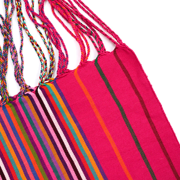 CHIAPAS Hammock Bag - Magenta Multicolor