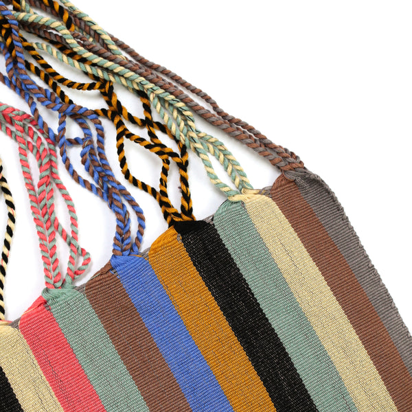 CHIAPAS Hammock Bag - Wide Stripe Multicolor
