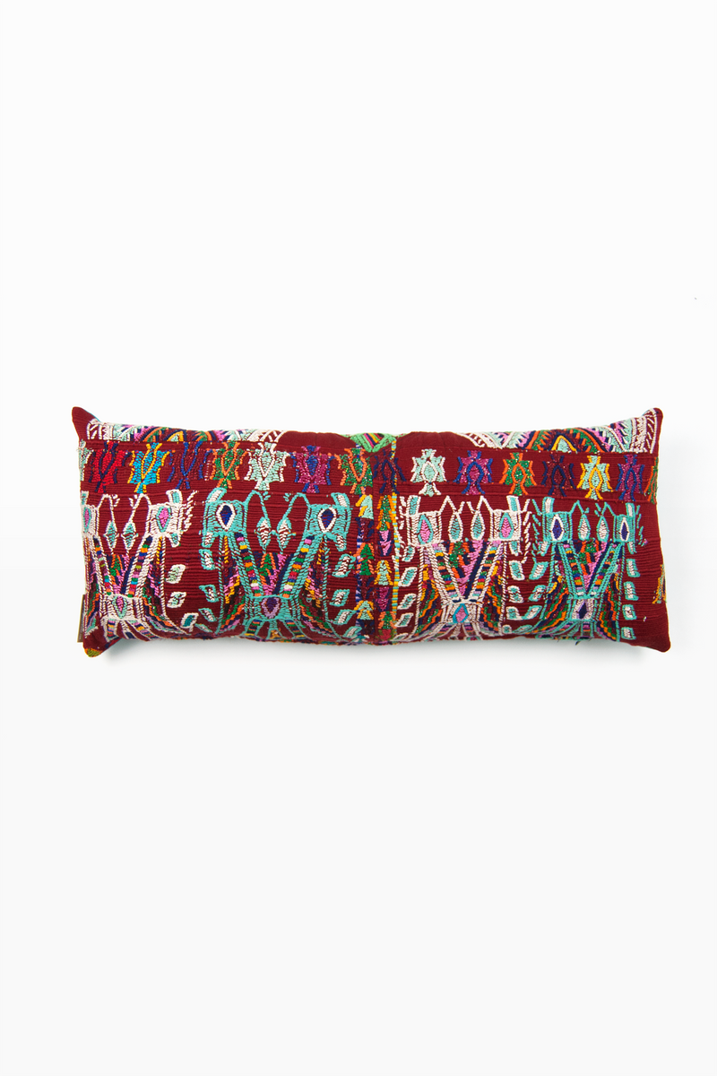 MAYAN HEIRLOOM PILLOW NO. 573
