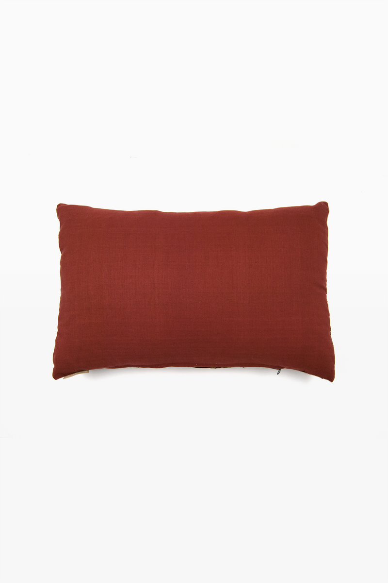MAYAN HEIRLOOM PILLOW NO. 736