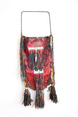 Tuareg Hand Painted Bag