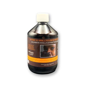 Authentic Products (France) VANILLA EXTRACT WITH SEEDS - 500ml